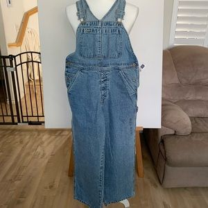 NWT Gap Kids Denim Overalls